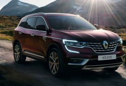 Renault Koleos 2021: características, fecha y precios