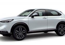 Honda HR-V 2021: características, fecha y precios