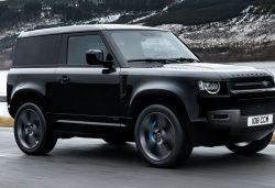 Land Rover Defender V8: características, fecha y precios