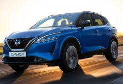 Nissan Qashqai 2021: características, fecha y precios
