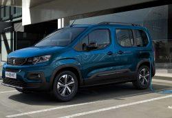 Peugeot e-Rifter: características, lanzamiento y precios