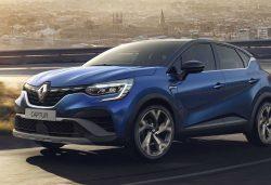 Renault Captur R.S. Line: características, fecha y precios