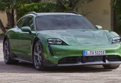 Porsche Taycan Cross Turismo: características, fecha y precios